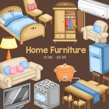 möbel im haus clipart wohnzimmer clipart haus und haus kostenlose svg auf anfrage