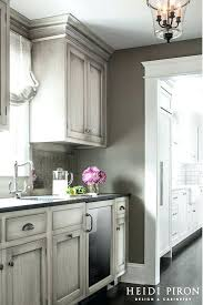 grey shaker kitchen cabinets gray cabinet paint with light