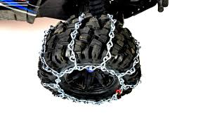 100 Snow Chains For Trucks TBR Traxxas XMaxx Set Of 2 Or 4 Chains TBone Racing