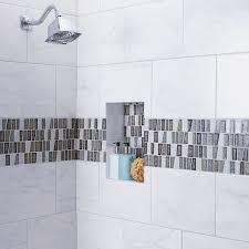 american olean mirasol marble look porcelain tile bathroom