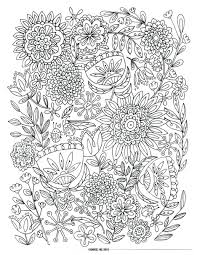 Coloring Pages Mandala For Adults Online Sheets Adult Flowers Site Color Dragon Pdf