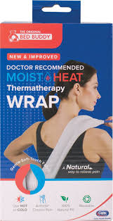 Bed Buddy Microwave Heat Pack by Amazon Com Carex Bed Buddy Cold Wrap And Cold Therapy