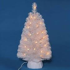 Buy Holiday Time Pre Lit 2 Noble Fir Mini Artificial Christmas Tree White Clear Lights In Cheap Price On Alibaba