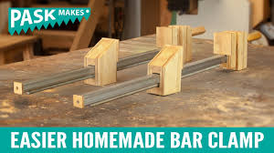 Easier Homemade Bar Clamps