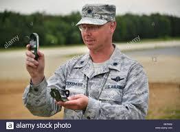 U S Air Force Lt Col Bryan Broekemeier an Air Mobility Liaison