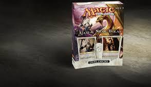 Mtg Enchantment Creature Deck by Duel Decks Ajani Vs Nicol Bolas Magic The Gathering