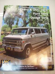Lmc Truck Chevy Van Full Size Van Parts Van Accessories From ...