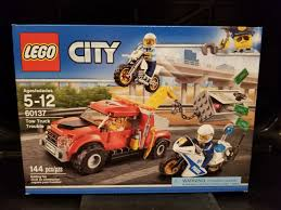 LEGO 60137 - CITY Tow Truck Trouble - Brand New In Sealed Box ...