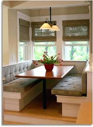 Booth Style Dining Tables Fascinating Nooks And Booths Corner Kitchen Table Artistic 4