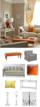 The 25 Best Orange Living Rooms Ideas On Pinterest