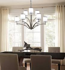 The Size Of Your Dining Room Table And Will Determine What Chandelier Looks Best