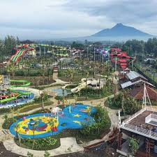 Jogja Bay Adventure Pirates Waterpark Terbesar Di Indonesia