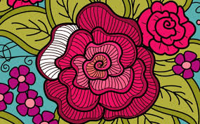 Home IOS Apps Allow Your Inner Child Come Alive With The Colorfy Coloring Book For Adults App