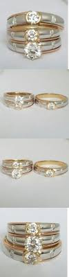 Diamonds and Gemstones White Gold Diamond Bridal Wedding Band