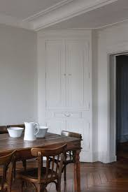In An Artfully Appointed Parisian Flat Available For Rent Original Corner Cupboard And