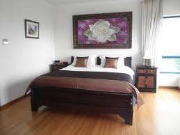 Feng Shui Bedroom Art Pictures Above Bed White Themed Design