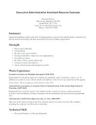 Sample Resumes For Receptionist Admin Positions Resume Qualification