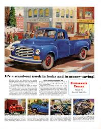 100 Ad Lift Truck Directory Index Studebaker S1950