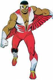 Falcon Of The Avengers Captain America Ally Marvel Comics In Classic