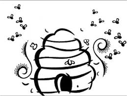 Bee Coloring Pages Picture Collection Website