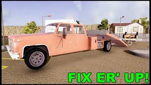100 I Need A Truck TRLER PRK MECHNC WE NEED MULLET ND MY TRUCK FLYS ROUND