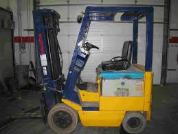 Komatsu Sit Down 4 Wheel Electric Forklift - Ri-Go Lift Truck Ltd. Used 4000 Clark Propane Forklift Fork Lift Truck 500h40g Trucks Duraquip Inc 2018 Cat Gc55k In Buffalo Ny Scissor For Sale Best Image Kusaboshicom Bendi Be420 Articulated Forklift Forklifts Fork Lift Truck Hire Buy New Toyota Forklifts Chicago Il Nationwide Freight Lift Trucks And Pallet Used Lifts Boom Sweepers Material Handling Equipment Utah Action Crown