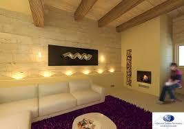 Modern Fireplace Interior Design Malta