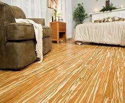 Wood Grain PVC Click Flooring For Home This Systerm Vinyl Tile Is Anti Slilp Water Proof Easy Clean Etc