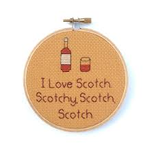 Anchorman I Love Lamp Shirt by I Love Scotch Anchorman Quote Funny Cross Stitch Hoop