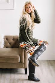 christmas tree print leggings affordable trendy and modest