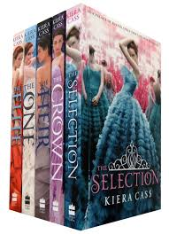 The Selection Series 5 Books Set Collection Elite Heir