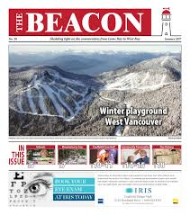 West Vancouver Beacon Newspaper
