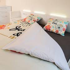 housses de couette couvertures personnalisées