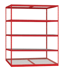 Edsal Metal Storage Cabinets by Shurrivet Rack Open Shelving Systems