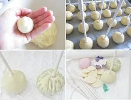 Easter Desserts Table & Bunny Cake Pop Tutorial