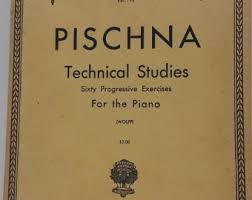 Schirmers Library Of Musical Classics Vol 792 Pischna Technical Studies Sixty Progressive Exercises For The Piano GSchirmer 1939