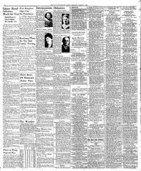 The Salt Lake Tribune From City Utah On January 3 1939 Page 7