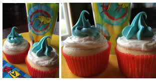Easy Dr Seuss Inspired Cupcakes For Read Across America Day