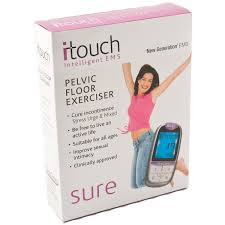 Pelvic Floor Spasms Female by The Tenscare Itouch Sure Pelvic Floor Exerciser Pulse Massagers