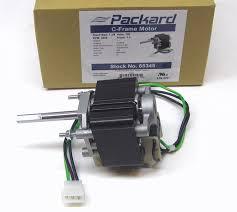 Fasco Bathroom Exhaust Fan Motor by Packard 65345 Motor For Nutone Vent Bathroom Exhaust Fan 62345