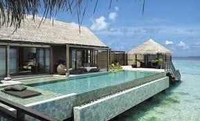 chambre sur pilotis maldives evasion les plus beaux bungalows sur pilotis e tv