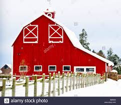 A Red Barn With A Gambrel Roof And Wooden Fence Line Surrounded By ... Legacy Post Beam Gambrel Roof With Attic Disadvantages Ideas Bel Air Md Precise Buildings Pro Rib Steel Barn Edgerton Ohio Jeremykrillcom Exterior House Plans And Also Cool Alovejourneyme Settlers Mountain Home Heritage Restorations Building 12x16 Barngambrel Shed 2 Stout Sheds Llc Youtube Design Capvating For Vs Gable Which Is Best For You