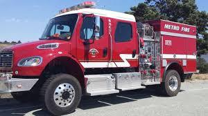 100 Brush Fire Truck Sacramento Metro Engine 363 Apparatus