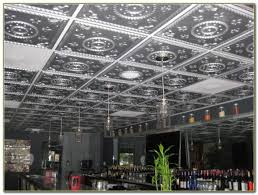 2x4 Drop Ceiling Tiles Tin by Decorative Ceiling Tiles For Drop Ceiling Tiles Home