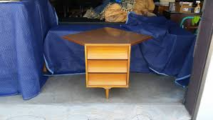 Johnson Carper Mid Century Dresser by Vintage 1960 U0027s Johnson Carper Corner Dresser Mid Century