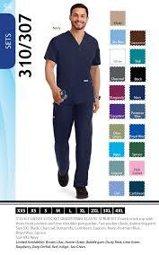 Ceil Blue Scrub Sets by Unisex 4 Pocket Drawstring Elastic Scrub Set 310 307 Express
