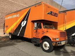 100 International Trucks Chicago 1999 INTERNATIONAL 4700 ROLLBACK TOW TRUCK FOR SALE 583361