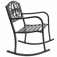 Outdoor Wrought Iron Metal Rocking Chair Bronze Garden Deck Patio ... Shop Simple Living Orleans Midcentury Chair Set Of 2 On Sale Gorgeous Wooden Rocking Porch Brown Green Stock Pong Chair Blackbrown Vislanda Blackwhite Ikea Modern Danish Teak For At 1stdibs Tortuga Outdoor Sea Pines Tortoise Wicker With Classic Wooden Rocking Pedestal Fniture Tables Blue Powell Craft China Removable Seating Cover Wood Chairs Ideas For Patio Needs Jpeocom