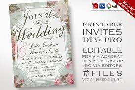 The Best Wedding Invitation Templates