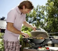 cuisine barbecue gaz barbecue gaz à poser sur table weber